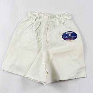 70s New West Point Mens XXS Cotton Athletic Shorts